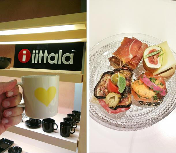 Visiting the iittala factory in Helsinki, Finland