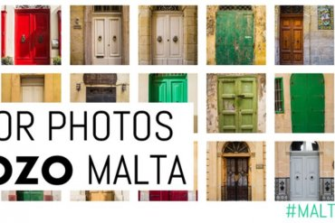 25X Beautiful Door Photos on Gozo, Malta: A True Window to the Soul of the Island! || The Travel Tester