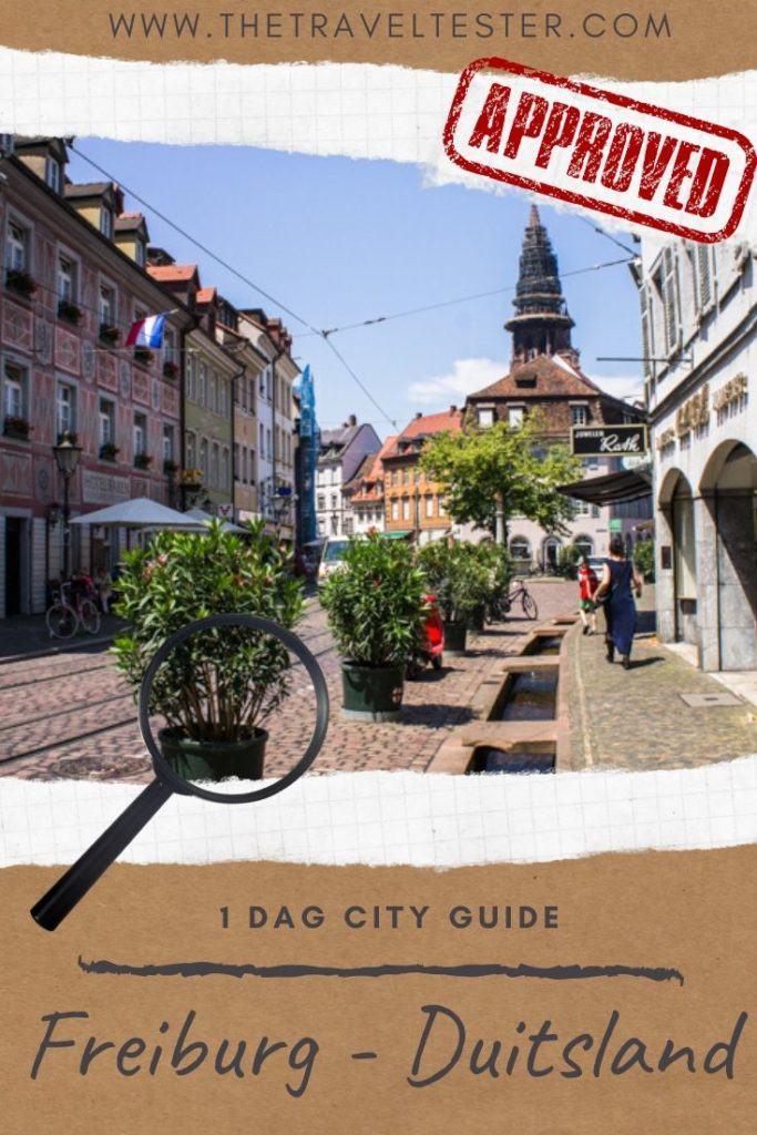 Een Dag In Freiburg, Duitsland? Complete City Break Guide