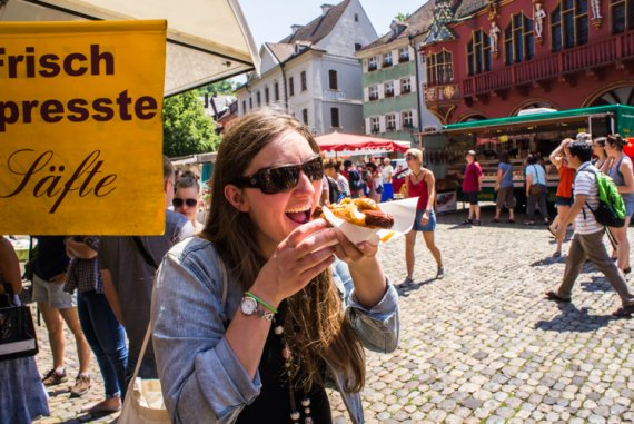 One Day in Freiburg Germany || The Travel Tester
