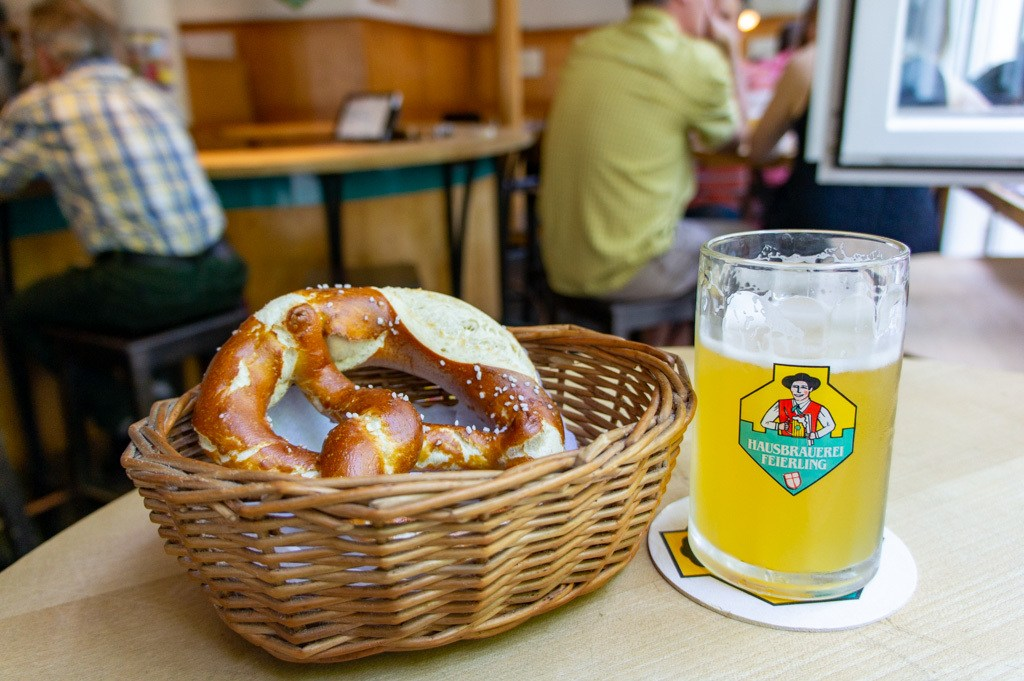 Mouth-Watering Traditional German Food in the Black Forest You Should Try || The Travel Tester