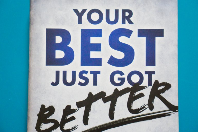 Your Best Just Got Better Book Review: Be More Productive in Work & Life    The Travel Tester