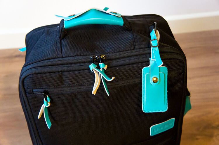 Standard Luggage Carry-on Bag || The Travel Tester