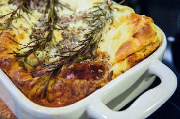 British Cuisine Toad-in-the-Hole Recipe   Food Around the World    The Travel Tester
