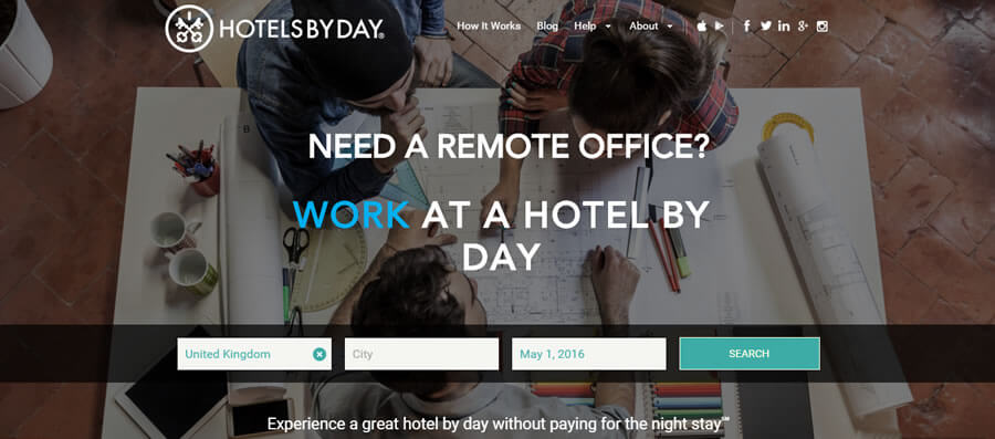 "Rejuvenate Yourself by Booking a ""Daycation"" at Hotels by Day 