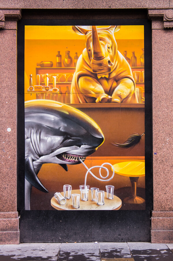 Glasgow Artists and their Best Murals | The Travel Tester