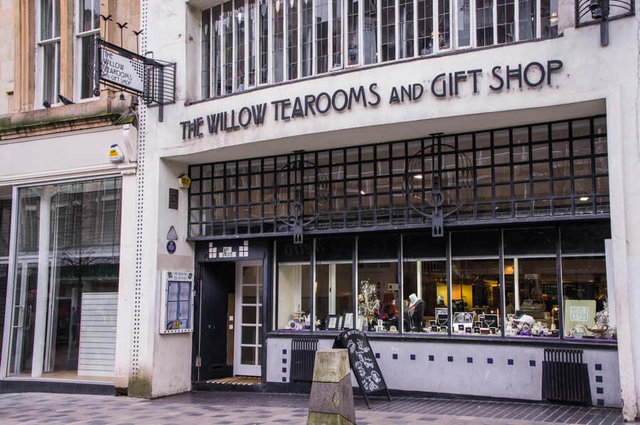 Afternoon Tea at The Willow Tea Rooms in Glasgow, Scotland | The Travel Tester