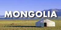 The Travel Tester World Destinations: Mongolia
