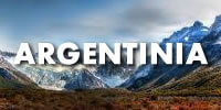 The Travel Tester World Destinations: Argentinia