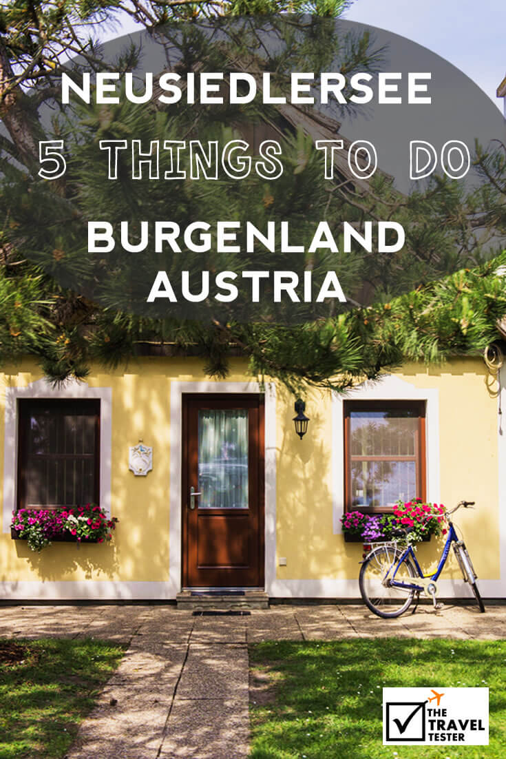 Discover Beauty around Neusiedlersee in Burgenland Austria   The Travel Tester