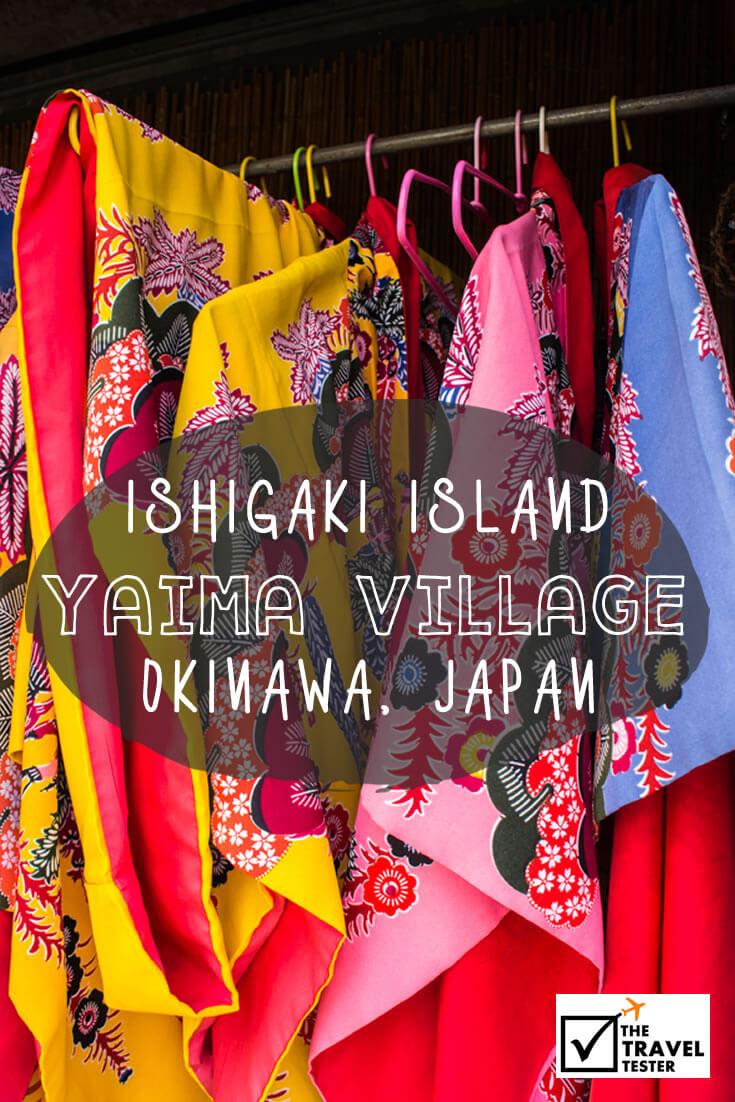 Bezoek Yaima Village in Okinawa en Leer over de Japanse Cultuur en Tradities