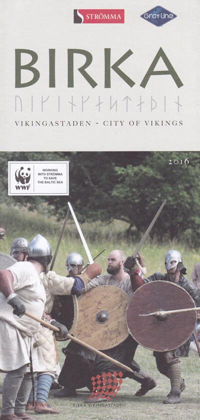 The Brochure Rack: Birka Vikingastaden City Of Vikings From Stockholm, Sweden || The Travel Tester
