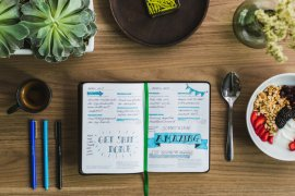 10 Creative Travel Bullet Journal Ideas in the Spotlight That You'll Love! || The Travel Tester || #Journal #BulletJournal #BUJO #Writing #Diary #Notebook #TravelDiary #Journaling