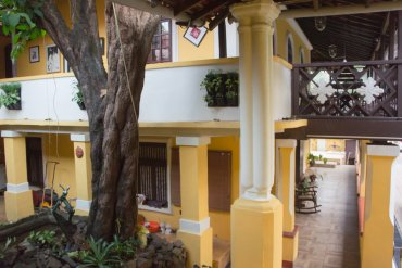 Heritage Homestay in Goa, India: Casa Menezes in Batim Village