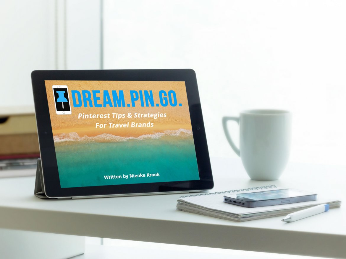 Pinterest for Travel Brands: Improve Your Skills With Our New Mini-Course! | Dream.Pin.Go.