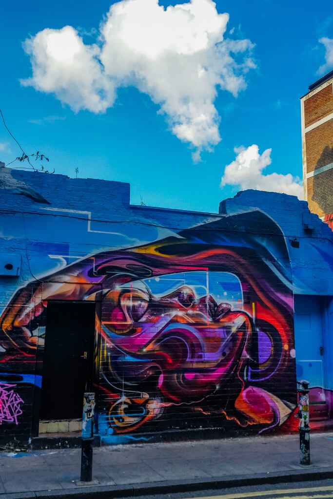 Mr Cenz - 10x street artists from London you don't want to miss || The Travel Tester