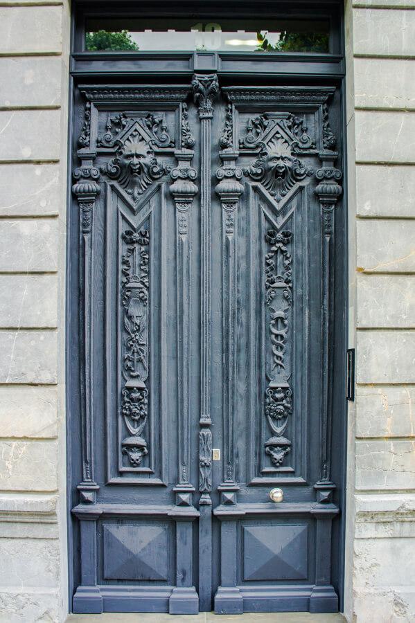 20 Doors and Windows in Oviedo - Asturias, Spain || The Travel Tester