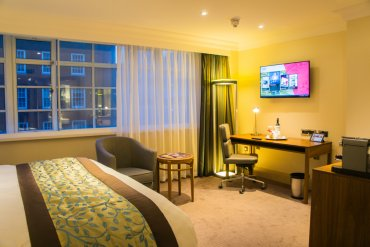 Amba Hotel in Londen – Review door The London Tester