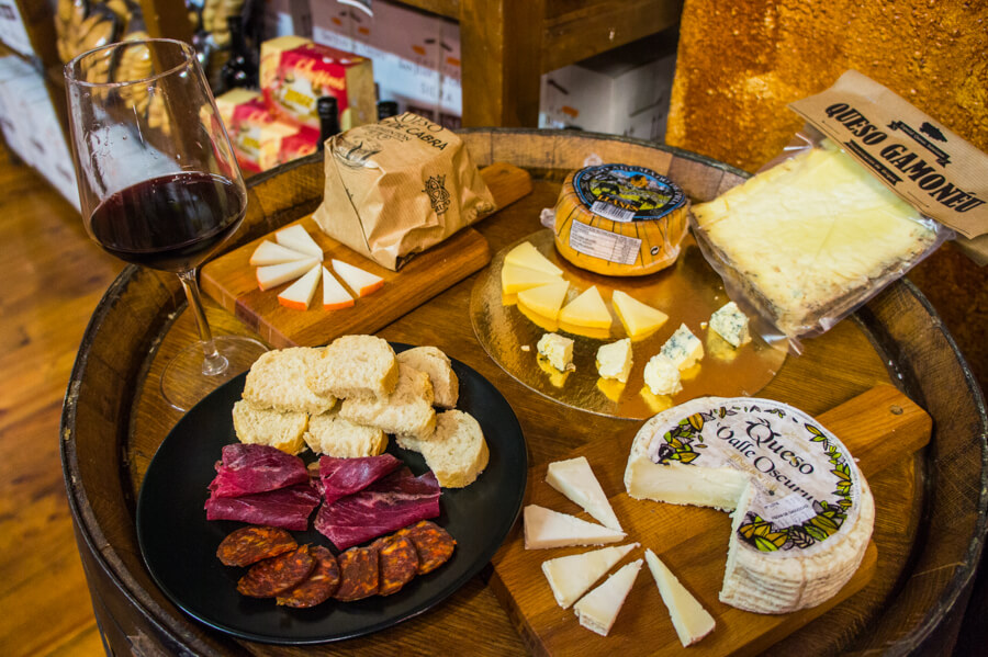 Typical Local Food in Asturias Spain & The Places to Enjoy it in Oviedo    The Travel Tester