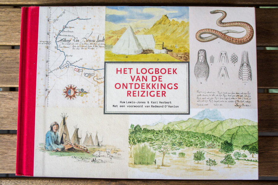 Explorers' Sketchbooks Review: The Art of Discovery & Adventure    The Travel Tester
