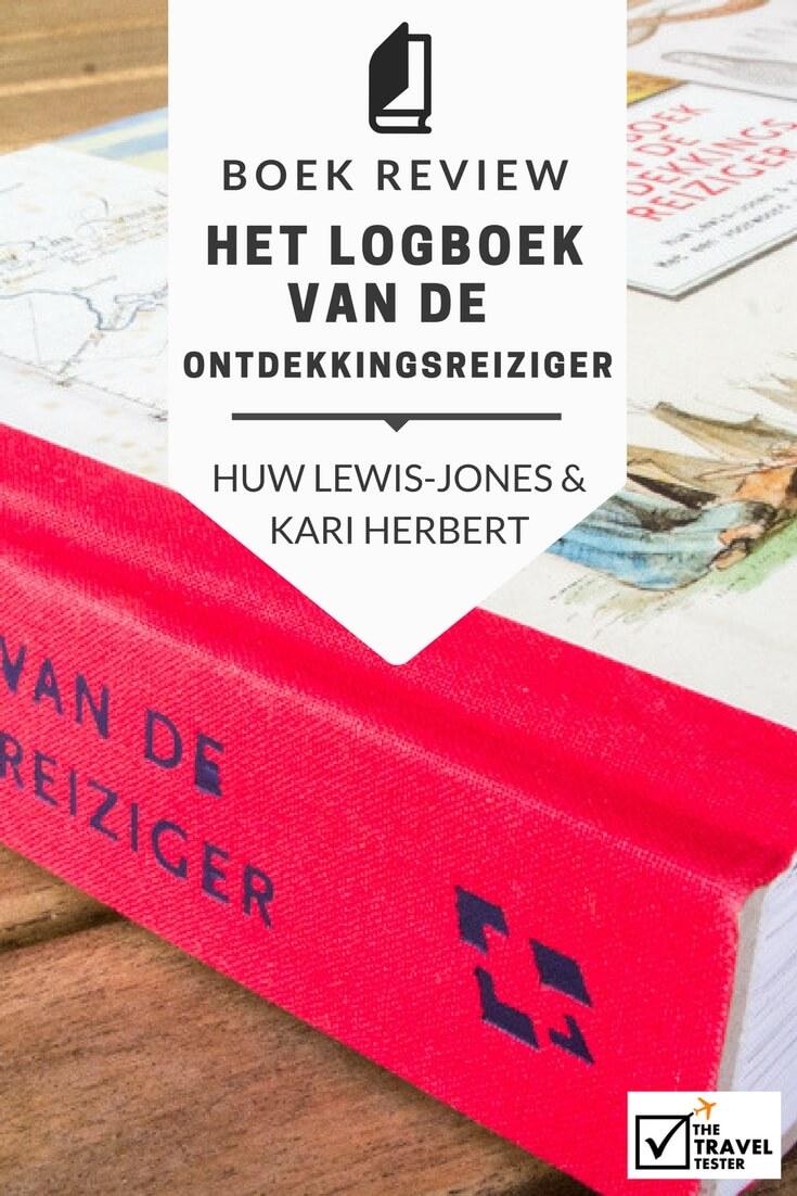 Het Logboek van de Ontdekkingsreiziger Review: De Kunst van Verkenning & Avontuur || The Travel Tester