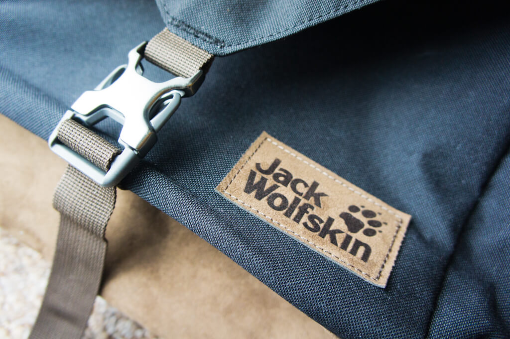 Jack Wolfskin Royal Oak Day Pack Review: Stylish Bag for Short Adventures || The Travel Tester