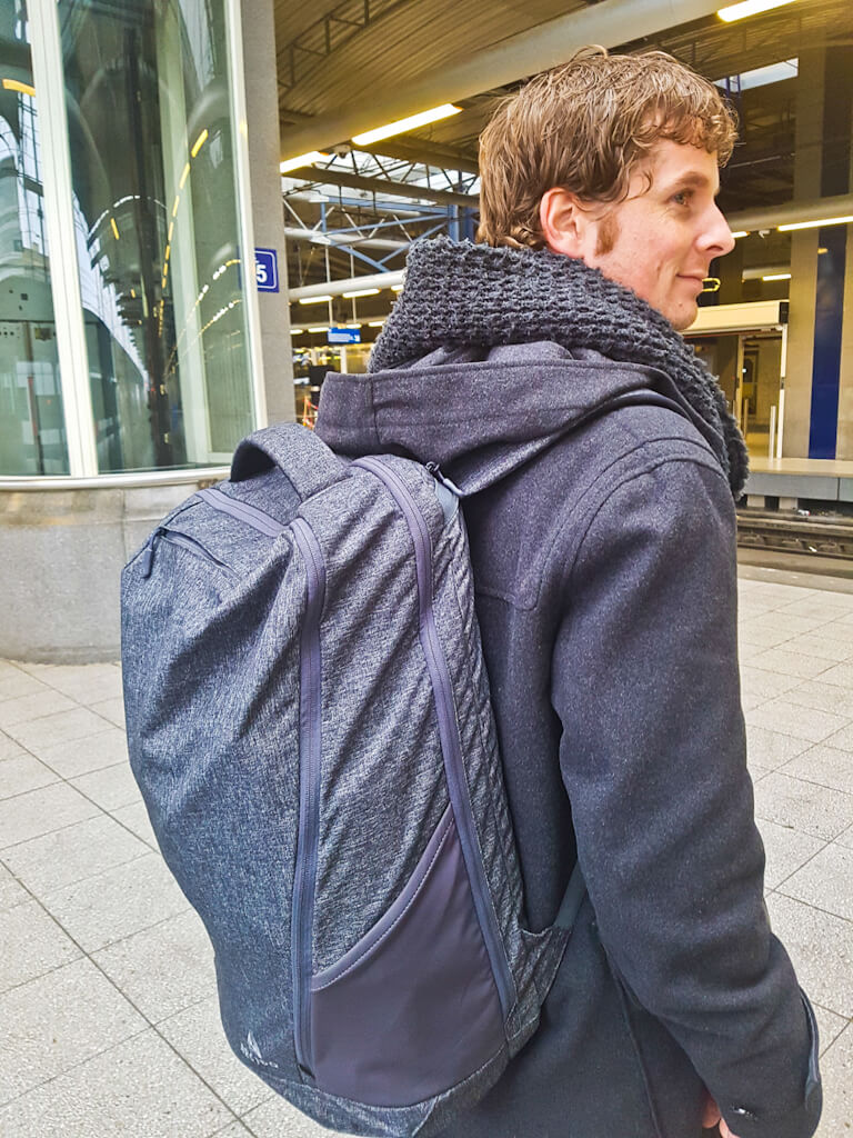 Arcido Faroe Backpack Review || The Travel Tester