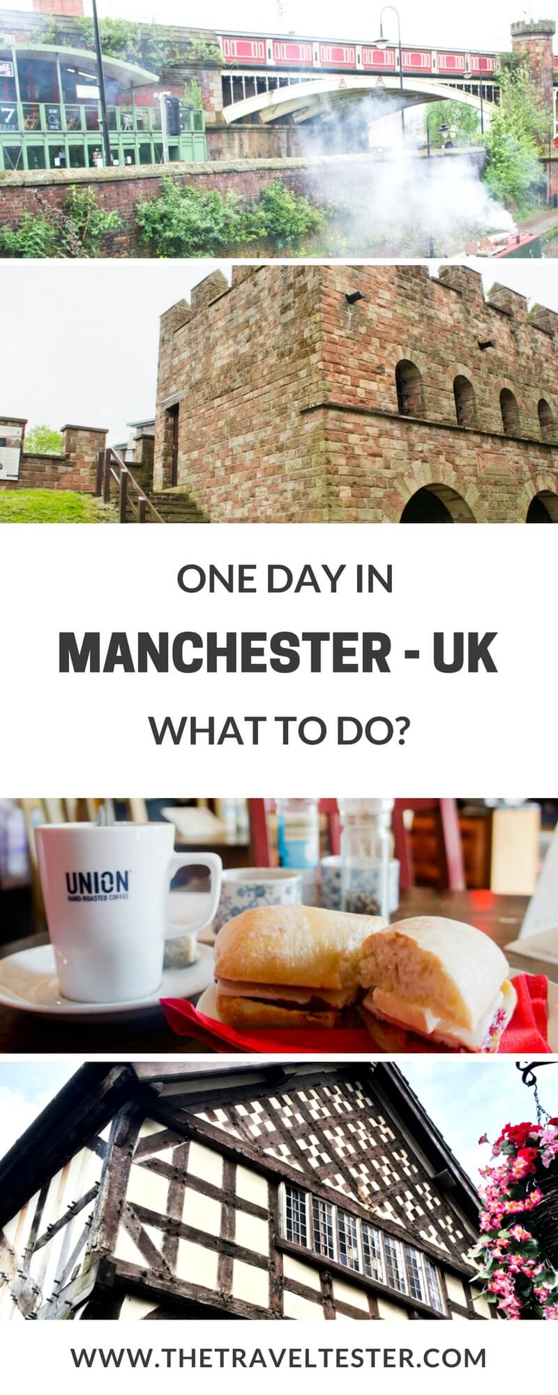 One Day in Manchester, England? See The Highlights With These Tips || The Travel Tester