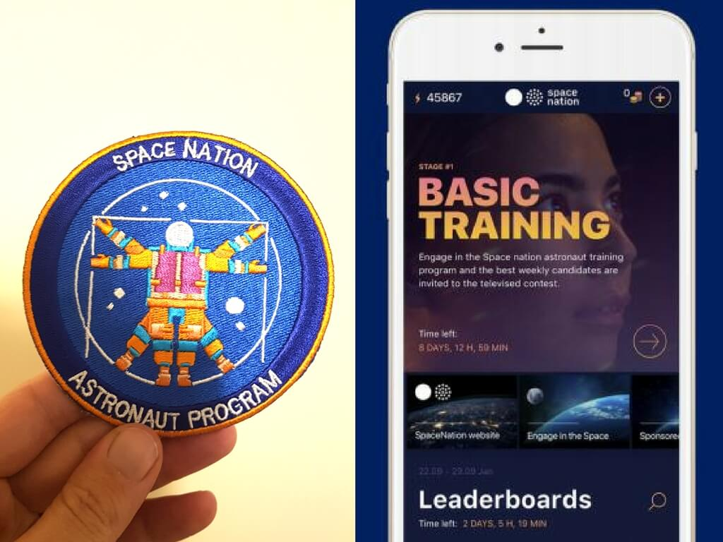 Sign Up For The Space Nation Navigator Astronaut Training Program - Because Your Next Step Could Change Everything! || The Travel Tester