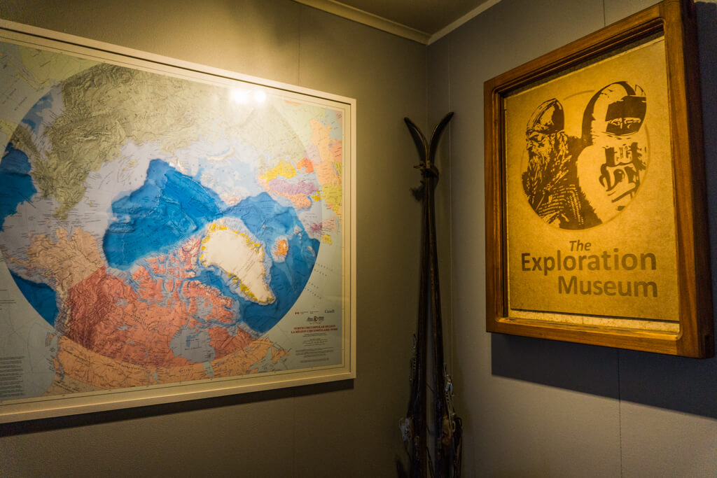 Follow in the Footsteps of Famous Explorers at The Husavik Exploration Museum Iceland || The Travel Tester || #Iceland #SpaceNationIceland #Husavik #Astronauts #Vikings #Exploration #Museum #Explorers #NASA #SpaceTravel #EarlyExplorers #History