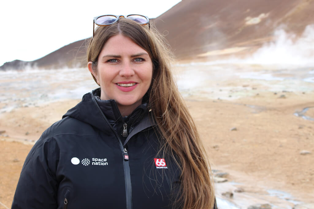 66 Degrees North Clothing Review: Soft Shell Jacket Women: 66 NorthSnaefell Jacket Review (NeoShell Jacket) || The Travel Tester
