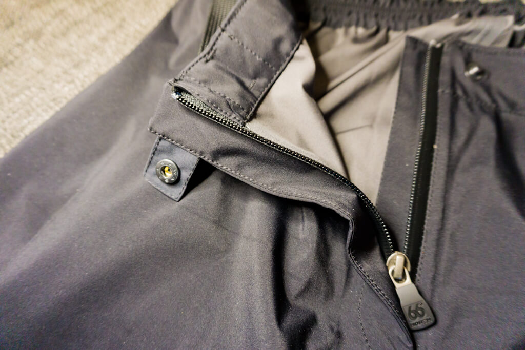 66 Degrees North Clothing Review: Snaefell NeoShellPolartec Pants Womens || The Travel Tester