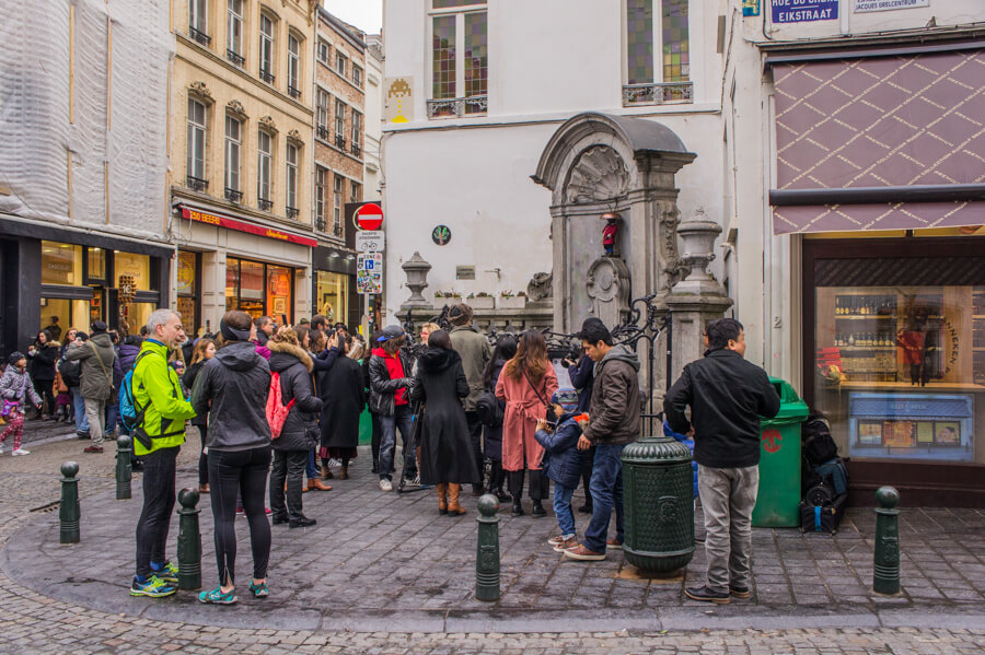 One Day in Brussels, Belgium? Complete Guide to a Perfect City Break    The Travel Tester    #Brussel #Brussels #Belgium #Travel #CityGuide #Belgie #Architecture #Statue #MannekenPis