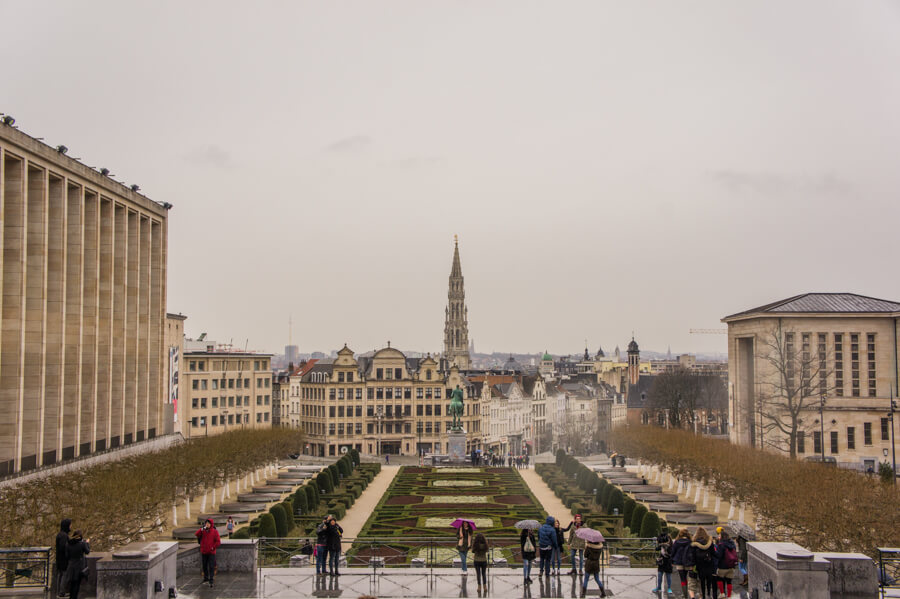 One Day in Brussels, Belgium? Complete Guide to a Perfect City Break    The Travel Tester    #Brussel #Brussels #Belgium #Travel #CityGuide #Belgie #Park #Architecture #Garden