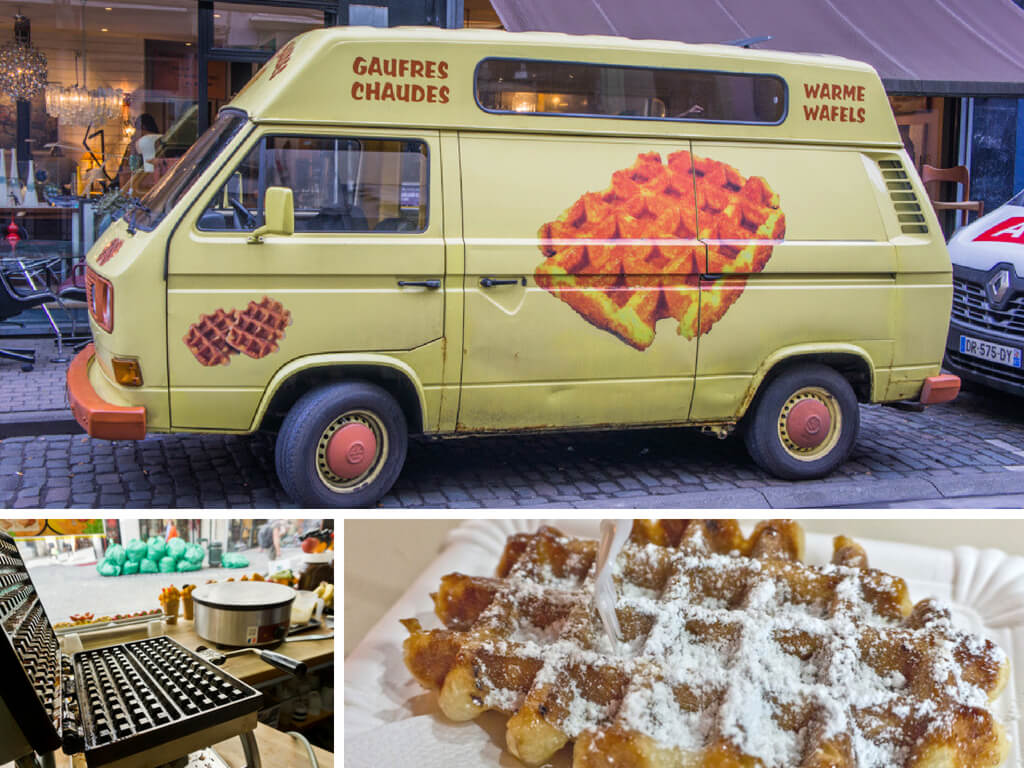 One Day in Brussels, Belgium? Complete Guide to a Perfect City Break    The Travel Tester    #Brussel #Brussels #Belgium #Travel #CityGuide #Belgie #Restaurant #Sweets #Chocolate #Waffle