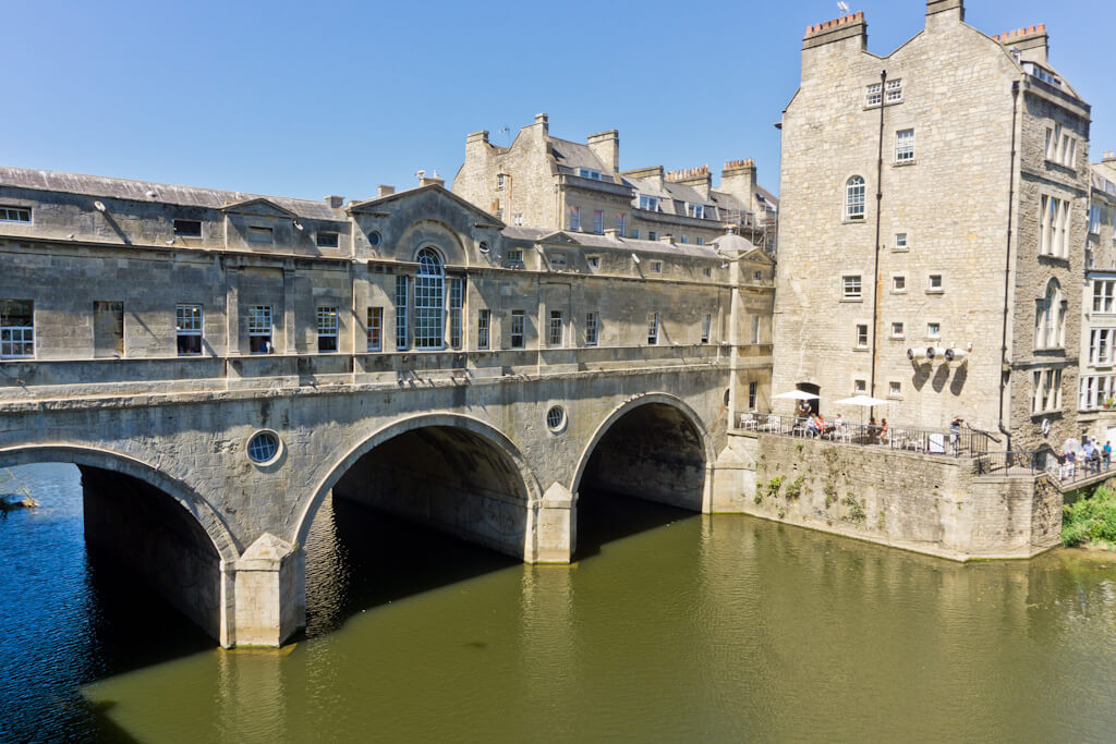 One Day In Bath, England? Complete Guide To A Perfect City Break! || The Travel Tester || #England #Engeland #Bath #RomanBath #Roman #CityGuide #WeekendBreak #UnitedKingdom #GreatBritain #bridge #PulteneyBridge