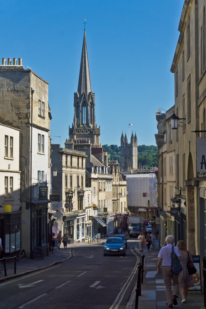 One Day In Bath, England? Complete Guide To A Perfect City Break! || The Travel Tester || #England #Engeland #Bath #RomanBath #Roman #CityGuide #WeekendBreak #UnitedKingdom #GreatBritain #cathedral #abbey