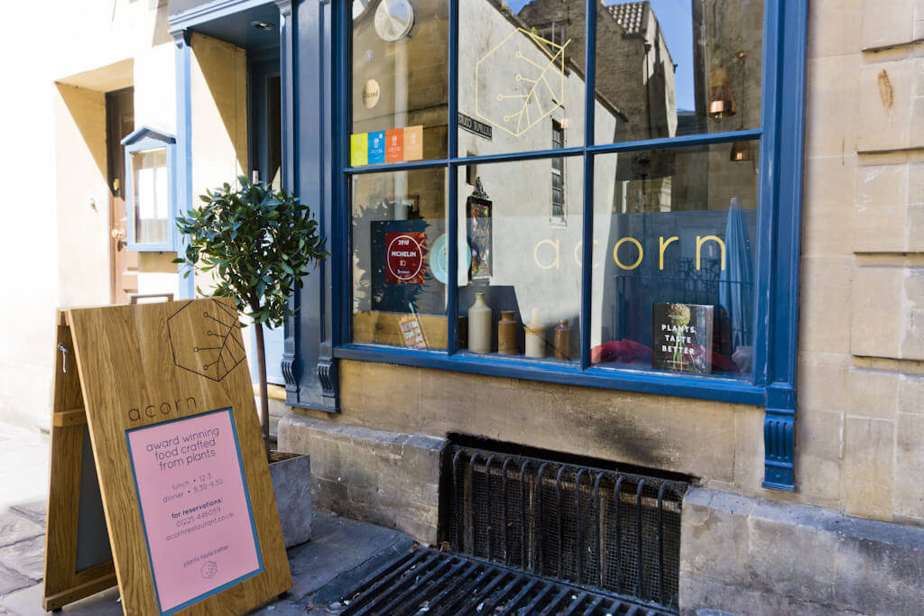 One Day In Bath, England? Complete Guide To A Perfect City Break! || The Travel Tester || #England #Engeland #Bath #RomanBath #Roman #CityGuide #WeekendBreak #UnitedKingdom #GreatBritain #Lunch #Restaurant