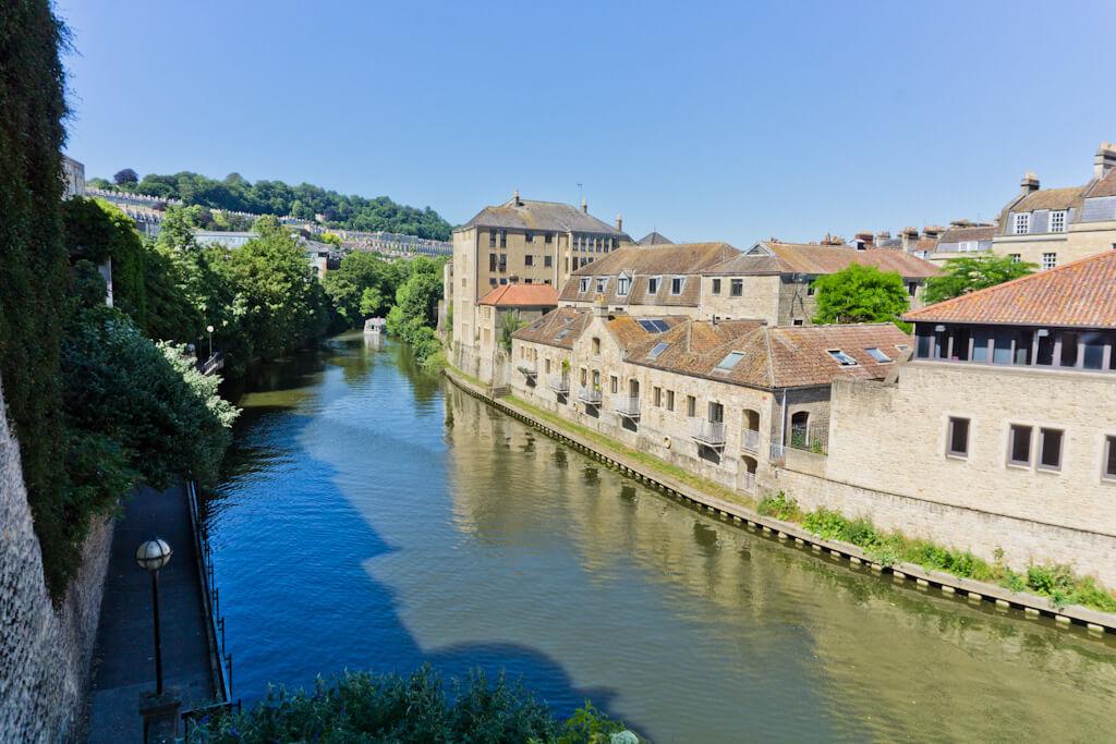 One Day In Bath, England? Complete Guide To A Perfect City Break! || The Travel Tester || #England #Engeland #Bath #RomanBath #Roman #CityGuide #WeekendBreak #UnitedKingdom #GreatBritain #PulteneyBridge #bridge #riveravon