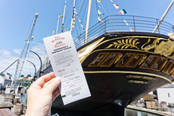 Was This The Best Ship in the World? Bristol SS Great Britain || The Travel Tester || #Bristol #SSGreatBritain #Britain #England #Maritime #Museum #SteamShip #Brunel