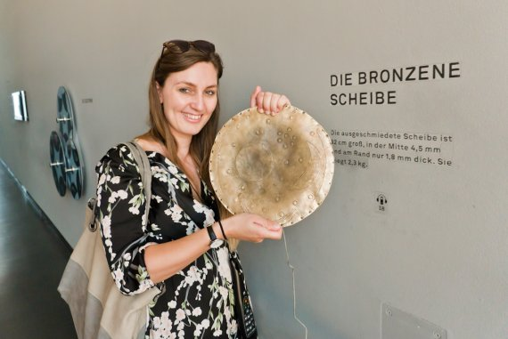 You Need to See the Incredible Nebra Sky Disk: The Oldest Depiction of the Cosmos Found in the World!    The Travel Tester