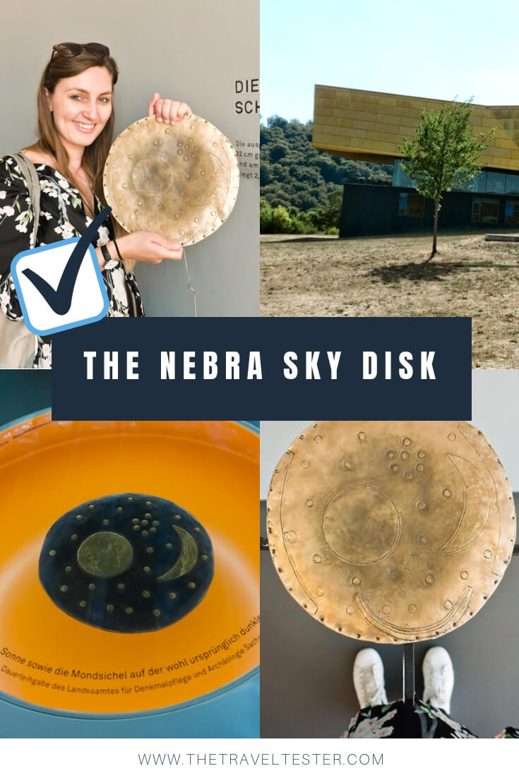You Need to See the Incredible Nebra Sky Disk: The Oldest Depiction of the Cosmos Found in the World! || The Travel Tester