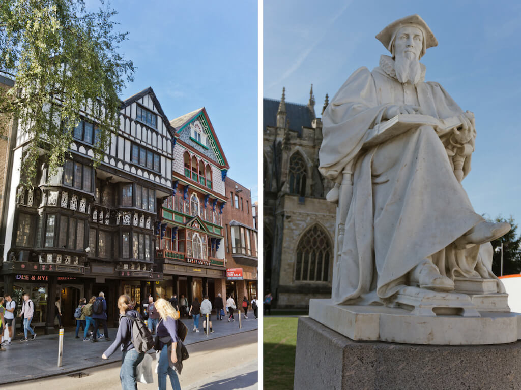 One Day in Exeter, England? Complete Guide to a Perfect City Break!    The Travel Tester    #Exeter #England #GreatBritain #Devon #CityBreak #Travel