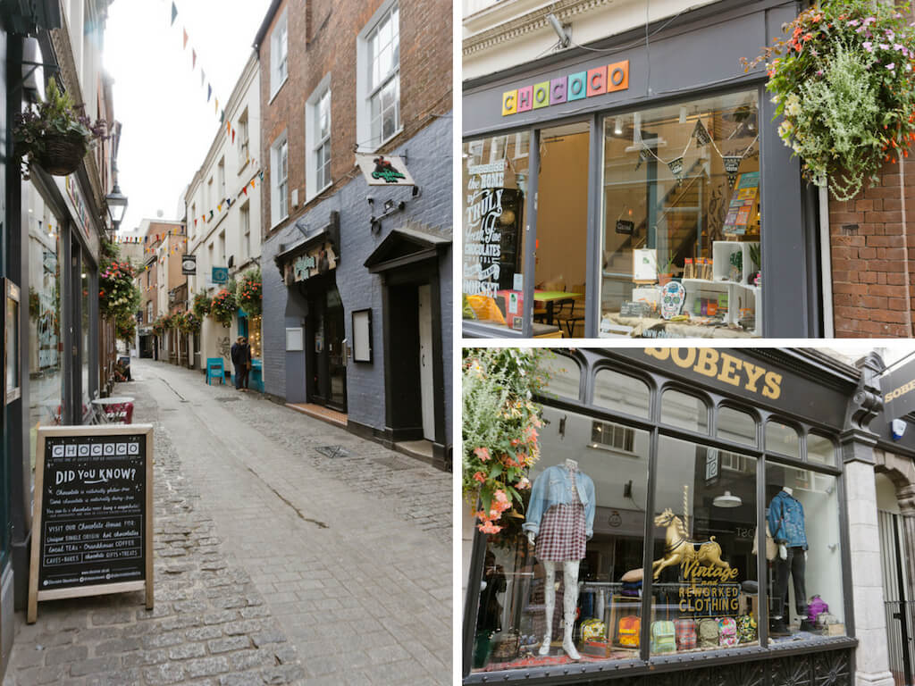 One Day in Exeter, England? Complete Guide to a Perfect City Break! || The Travel Tester || #Exeter #England #GreatBritain #Devon #CityBreak #Travel #Shopping