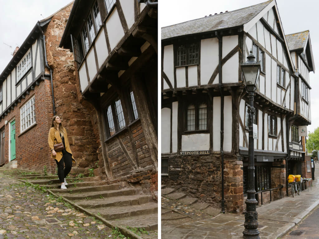 One Day in Exeter, England? Complete Guide to a Perfect City Break! || The Travel Tester || #Exeter #England #GreatBritain #Devon #CityBreak #Travel #StepcoteHill #TudorHouse