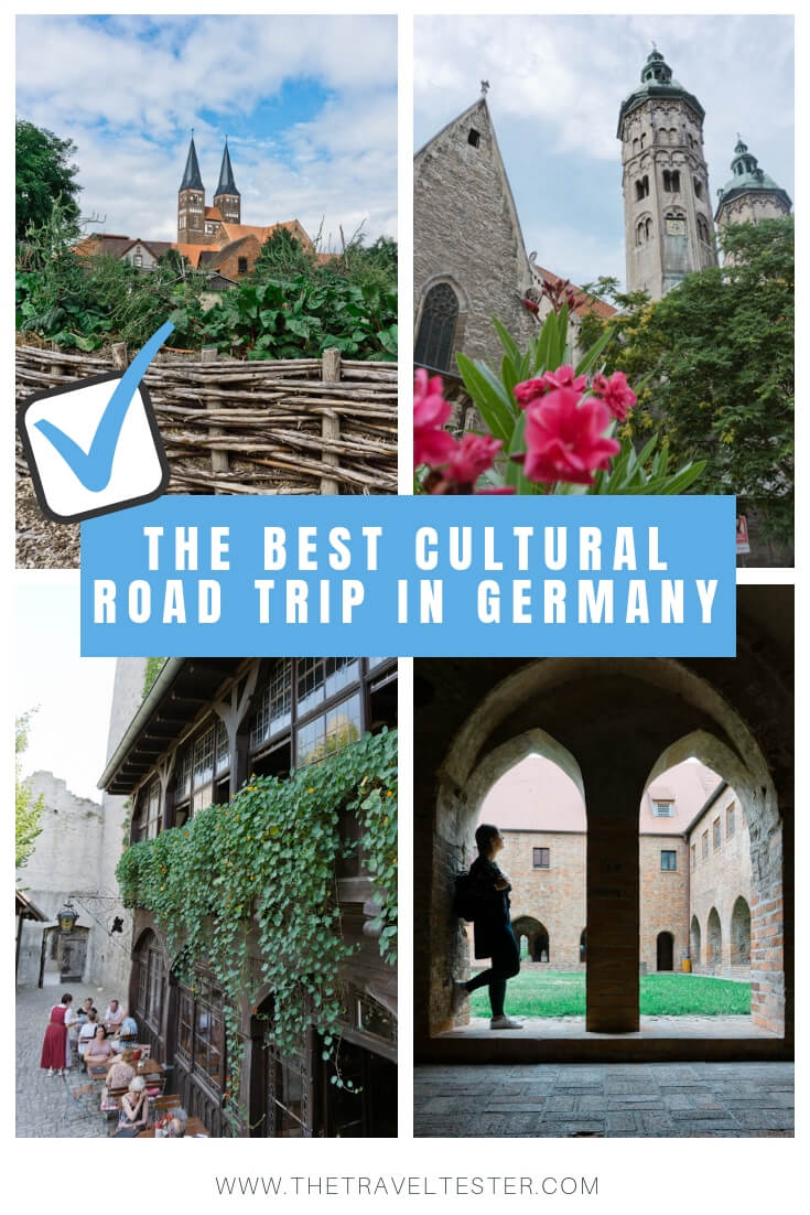 Transromanica Road Trip in Germany: Harz Mountains to the Strasse der Romanik || The Travel Tester || #Transromanica #RoadTrip #Germany #VisitGermany