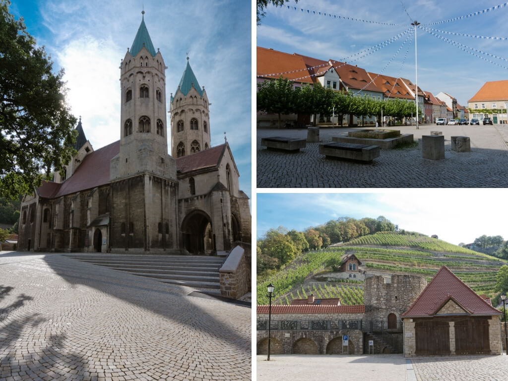 Transromanica Road Trip in Germany: Harz Mountains to the Strasse der Romanik || The Travel Tester || #Transromanica #RoadTrip #Germany #VisitGermany #Freyburg