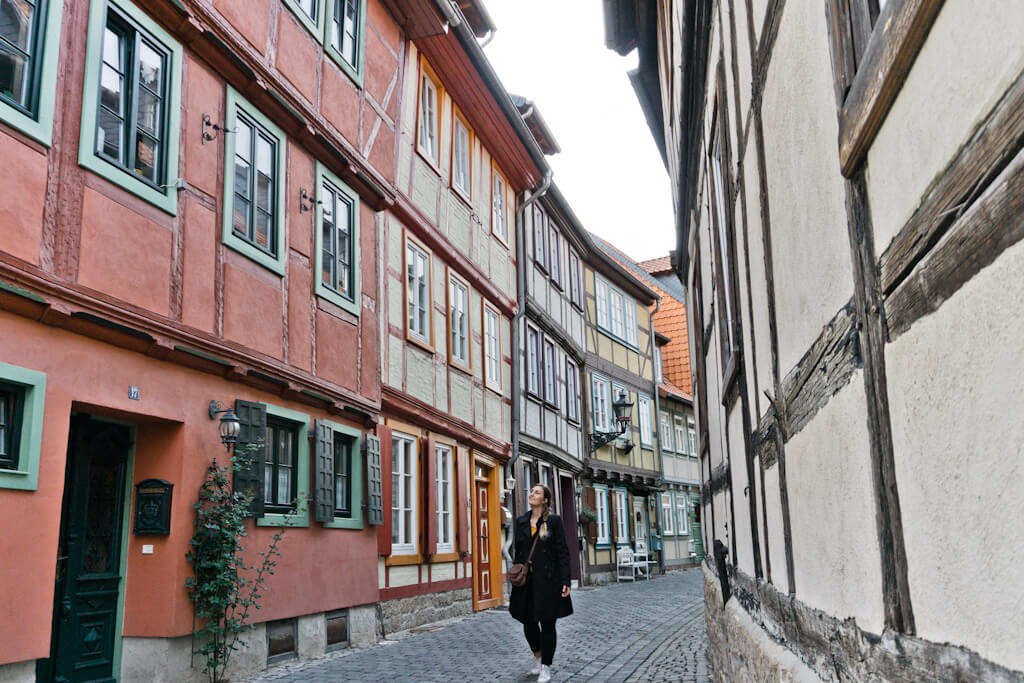 Transromanica Road Trip in Germany: Harz Mountains to the Strasse der Romanik || The Travel Tester || #Transromanica #RoadTrip #Germany #VisitGermany #Halberstadt