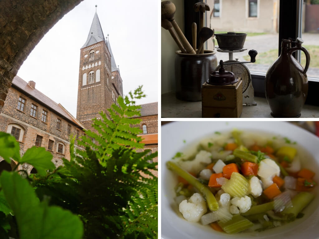 Transromanica Road Trip in Germany: Harz Mountains to the Strasse der Romanik || The Travel Tester || #Transromanica #RoadTrip #Germany #VisitGermany #Jerichow #Monastery