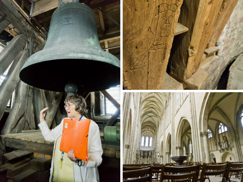 Transromanica Road Trip in Germany: Harz Mountains to the Strasse der Romanik || The Travel Tester || #Transromanica #RoadTrip #Germany #VisitGermany #Magdeburg #Church #Cathedral #Romanesque